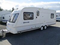 2000 bailey senator twin axle caravan elddis abi swift avondale lightweight CAN DELIVER PX POSS