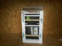 Statesman fusion 50 FS double oven