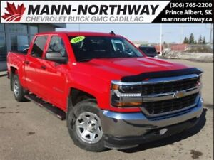 2016 Chevrolet Silverado 1500 LS | Cruise, Tow Package, MyLink,
