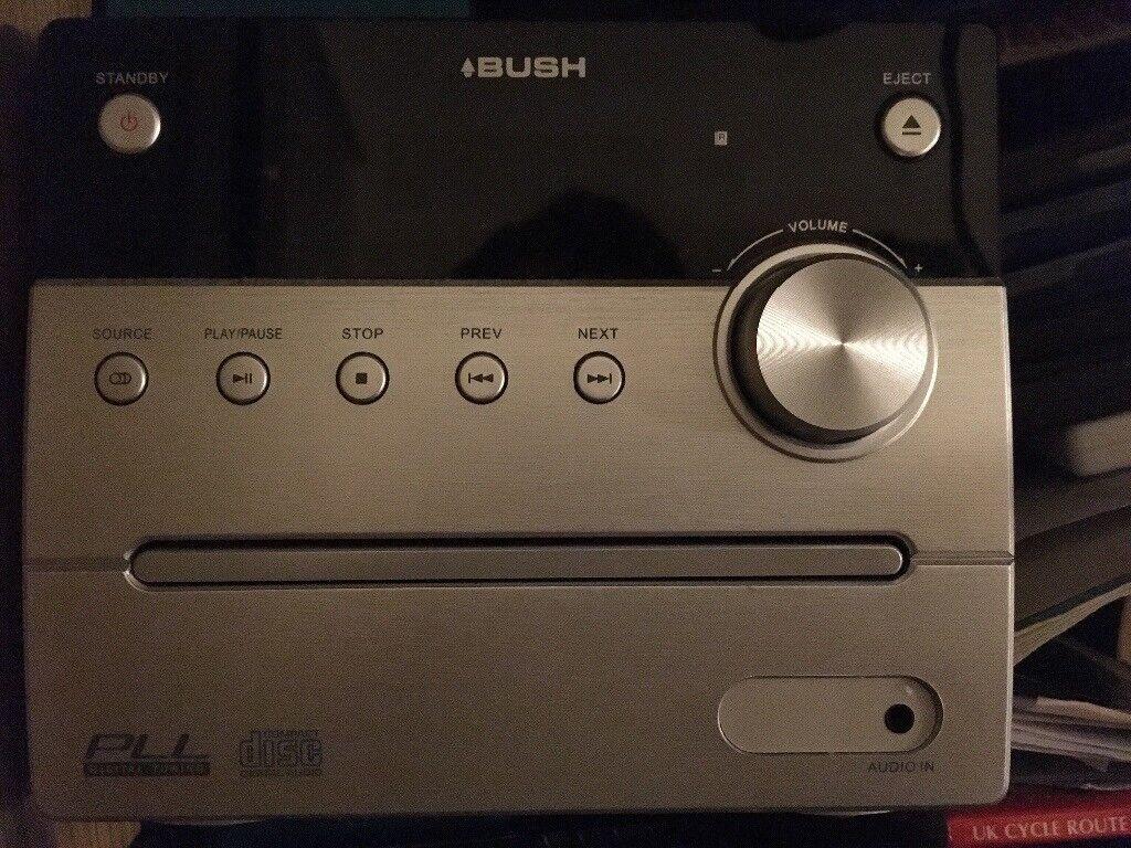 Bush CD Micro HiFi System