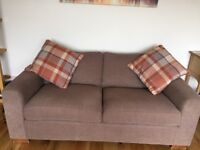 2 x 2 seater Marks & Spencer sofas