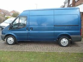 VAN MAN FOR HIRE BEAT ANY GENUINE QUOTE