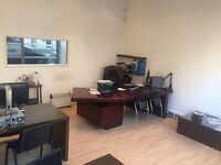 Short Term Office/ Desk Space available immediately