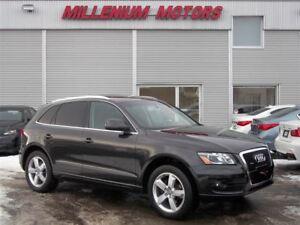 2012 Audi Q5 3.2 AWD / PREMIUM / LEATHER / PANO SUNROOF