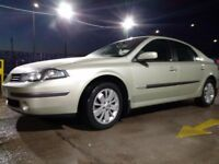 Renault Laguna low millage