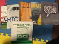 1st year Business Administration Red River College Textbooks