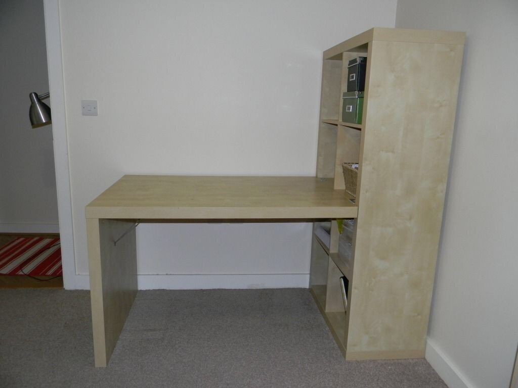 IKEA Expedit kallax Desk storage in Liverpool  : 86 from www.gumtree.com size 1024 x 768 jpeg 50kB