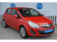 VAUXHALL CORSA Can't get car finance? Bad credt, unemployed? We can help!