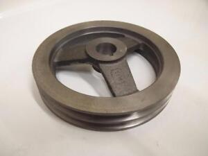 Brand New Terex TS14 Accessory Drive Pulley P/N: 9060370