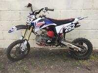2014 D link Frame pitbike, 155 Engine 125 140 160