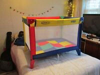 Graco Pack-Play Compact Playpen (Unused, As new)