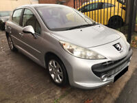 Peugeot 207 1.6 VTi SE Premium 5dr - 2008, 2 Lady Owners, 12 Months MOT, 7 Services, Drives Great