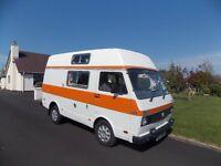 1980 VW LT28 Campervan - Pampas Loredo conversion