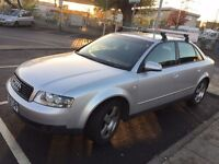 AUDI A4 FSI SE SILVER FOR SALE - VERY GOOD CONDITION