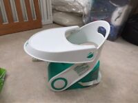 Portable feeding chair