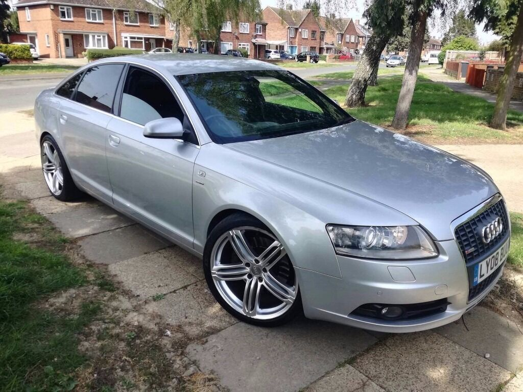 2008 audi a6 2 7 tdi auto le mans 4dr saloon in peterborough cambridgeshire gumtree. Black Bedroom Furniture Sets. Home Design Ideas