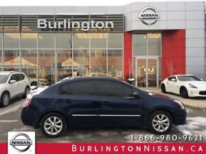 2010 Nissan Sentra 2.0 S, ACCIDENT FREE, INCLUDES SNOWS !