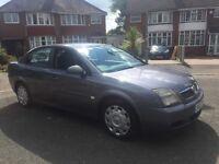 2003 Vauxhall vectra 1.8