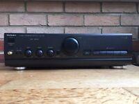 Technics SU-V500 Stereo Integrated Class A Amplifier + remote