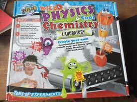 Wild Physics and Cool Chemistry Laboratory