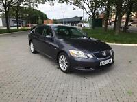 Lexus GS300 3.0 V6 SE AUTO FULL BLACK LEATER MASSIVE SPEC