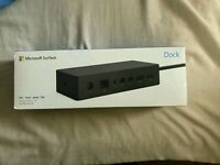 Microsoft surface dock Brand new boxed sealed