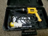 DeWalt DW274K Drywall Screwdriver 110 Volt as new