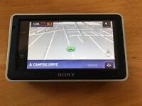 Sony Satnav NV-U92TW