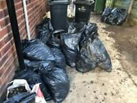 Free Soil All Bagged in extra strong bags Take in you car or van