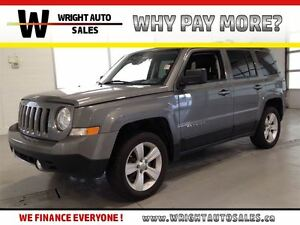 2012 Jeep Patriot LIMITED  4WD  LEATHER  NAVIGATION  BLUETOOTH 