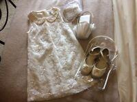 Flower girl / Bridesmaid dress Age 6-7