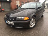 2000 Plate - 3 Service BMW -316I - Petrol - 2 Former keeeper - well maintained car