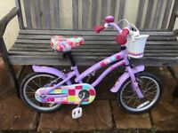"""Apollo Cherry Lane bike (16"""")"""