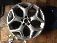 "Ford Focus st225 alloy wheel 18"""