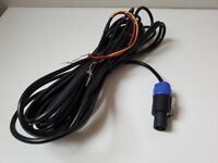 High Level Subwoofer Cable