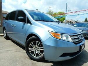 2011 Honda Odyssey EX W/RES | 8 PASSENGER | TV/DVD | VERY CLEAN