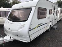 Sprite major 2006 5 berth with motor mover touring caravan