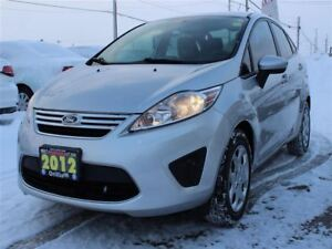 2012 Ford Fiesta HEATED SEATS, SATELLITE RADIO