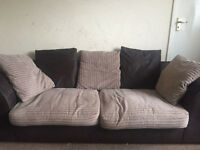 A Two Seat Sofa