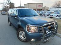 2010 Chevrolet Suburban 4X4 SUNROOF LEATHER 7PSGR DVD