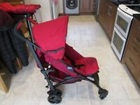 LITEWAY CHICCO PUSHCHAIR/PRAM FROM MOTHERCARE. AS NEW!