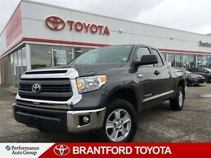 2014 Toyota Tundra SR5, 5.7L V8, One Owner, Off Lease, Balance o