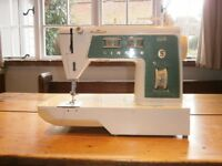 SINGER 784 ELECTRIC SEWING MACHINE
