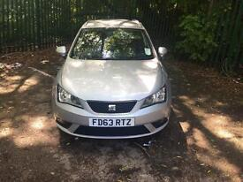 Seat Ibiza 1.6 tdi - very low mileage. Excellent condition