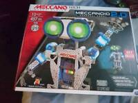 Mechano Robot kit