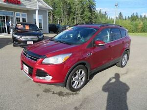 2013 Ford Escape SEL AWD, NAVI, SUNROOF!