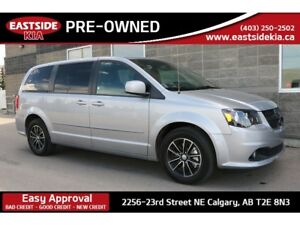 2017 Dodge Grand Caravan SXT LEATHER LOADED