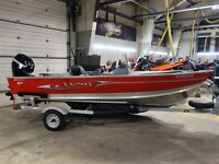 2011 Lund Boat Co 1600 FURY SC