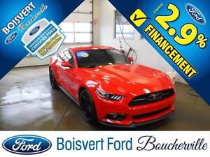 2015 Ford Mustang 50 IEM ANNIVERSAIRE GT PERFORMANCE SPORT