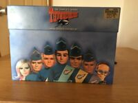 Thunderbirds Volumes 1-32 including 'The Brains behind Thunderbirds'
